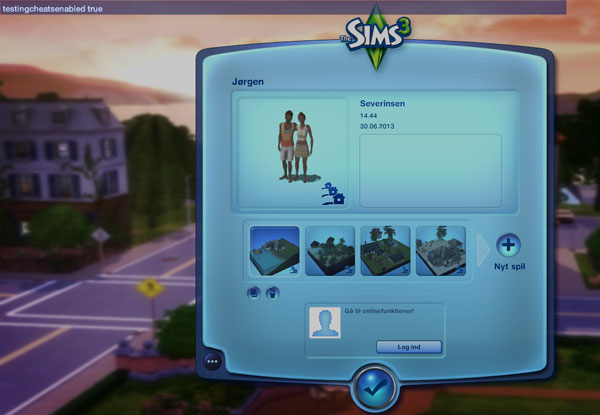 sims 3 snydekoder