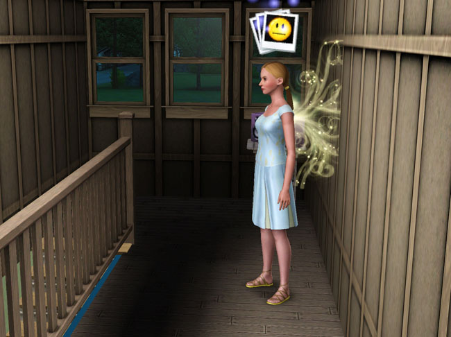 At stjæle i the sims 3