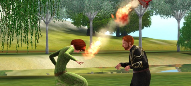 Sims 3 Dragon Valley udkommer 31. maj