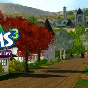 sims 3 dragon valley