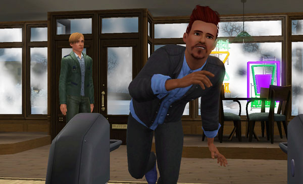 bowling sims 3