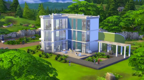 Sims 4 Byggemode Se Alle Features Her