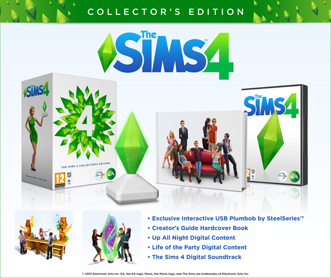 sims 4 collectors edition