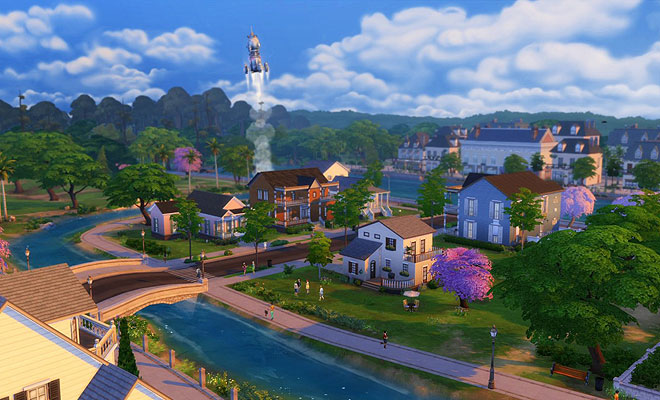 willow-creek-sims-4-nabolag-billede
