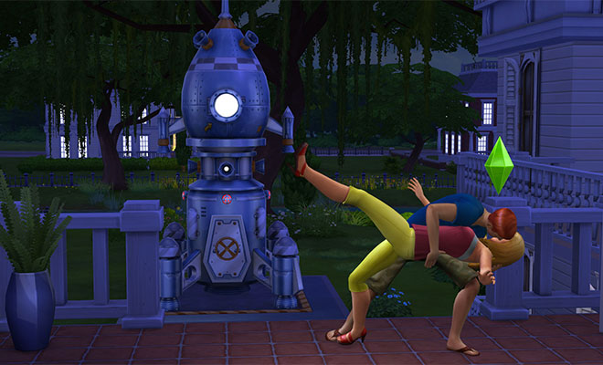 systemtest sims 4
