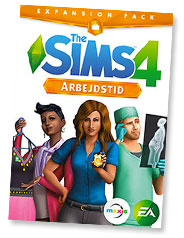 sims 4 arbejdstid cover
